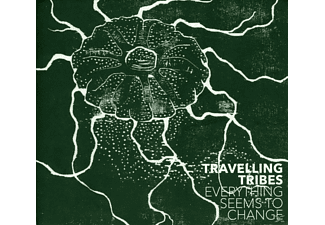 Travelling Tribes - Everyting seems to change - (CD)