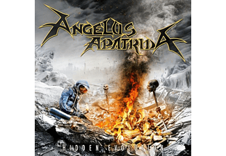 Angelus Apatrida - Hidden Evolution (Special Edt.) - (CD)