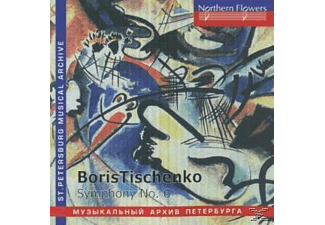 Symphony Orchestra of the USSR Ministry of Culture, Elena Rubin, Valentina Yuzvenko - Sinfonie 6 - (CD)