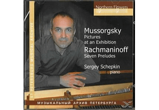 Sergey Schepkin - Pictures at an Exhibition Piano.Version - (CD)