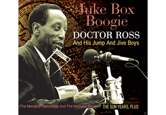 Dr.Ross & His Jump And Jive Boys - Juke Box Boogie The Sun Years, Plus - (CD)