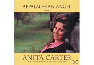 Anita Carter - Appalachian Angel - (CD + Buch)
