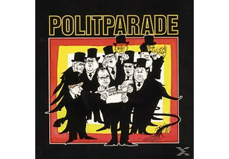 VARIOUS - Politparade   4-Cd & Book/Buch - (CD)