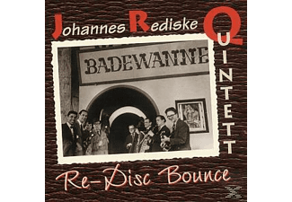 Johannes Quintett Rediske - Re-Disc Bounce - (CD)