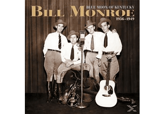 Bill Monroe - Blue Moon Of Kentucky - (CD)