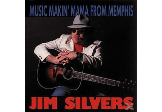 Jim Silvers - Music Makin  Mama From Memphis - (CD)