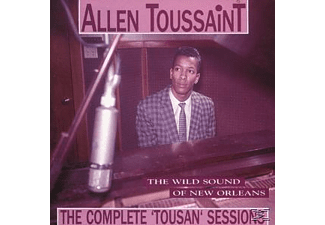 Allen Toussaint - The Wild Sound Of New Orleans - (CD)