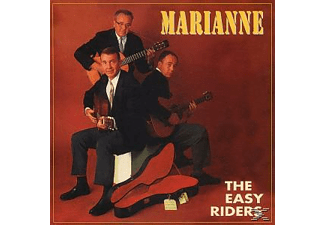 Easy Riders - Marianne   6-Cd & Book/Buch - (CD)