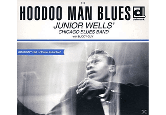 Junior Wells - Hoodoo Man Blues - (CD)