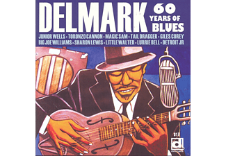 VARIOUS - Delmark - 60 Years Of Blues - (CD)