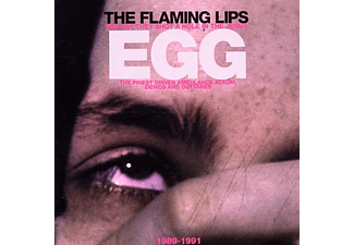The Flaming Lips - The Day They Shot A Hole In The Jesus Egg (CD)