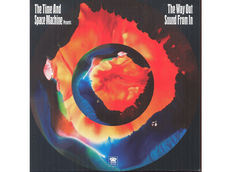VARIOUS - The Time And Space Machine Presents 'the Way Out Sound From In' [CD]