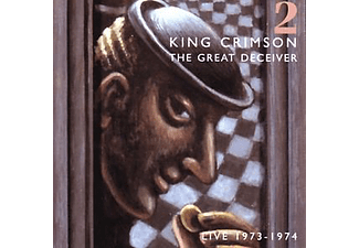 King Crimson - The Great Deceiver Vol.2 (CD)