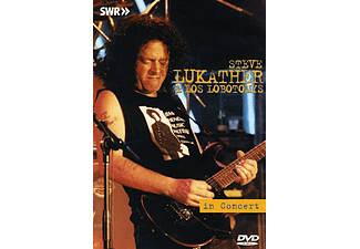 Steve Lukather - In Concert - Ohne Filter (DVD)