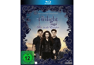 Die Twilight Saga - Bis(s) in alle Ewigkeit (The Complete Collection) - (Blu-ray)