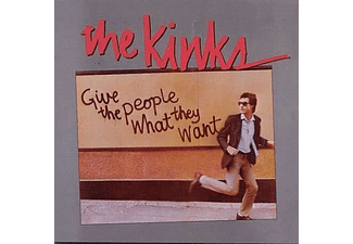 Kinks - Give The People What They Want (CD)