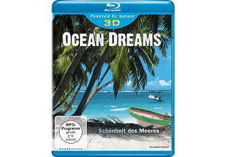 Ocean Dreams 3D - (3D Blu-ray)