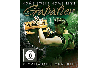 Andreas Gabalier - HOME SWEET HOME! LIVE AUS DER OLYMPIAHALLE MÜNCHEN - (Blu-ray)