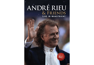 André Rieu - Friends - Live In Maastricht - (DVD)