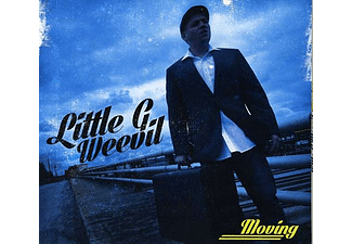 Little G. Weevil - Moving (CD)
