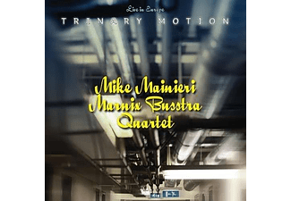 Mike Mainieri - Trinary Motion (CD)