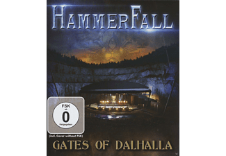 Hammerfall - Gates Of Dalhalla - (Blu-ray)