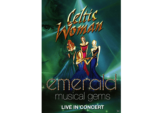 Celtic Woman - Emerald: Musical Gems-Live In Concert - (DVD + Video Album)