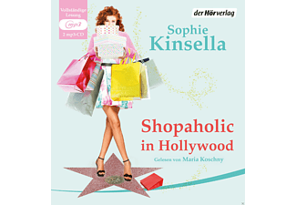 Shopaholic in Hollywood - 1 MP3-CD - Unterhaltung