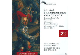 Johann Michael Haydn, Christopher/aam Hogwood - Brandenburgische Konzerte 1-6 - (CD)
