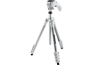 MANFROTTO Stativkit Action Aluminium - Vit