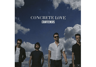 The Courteeners - Concrete Love - (CD)