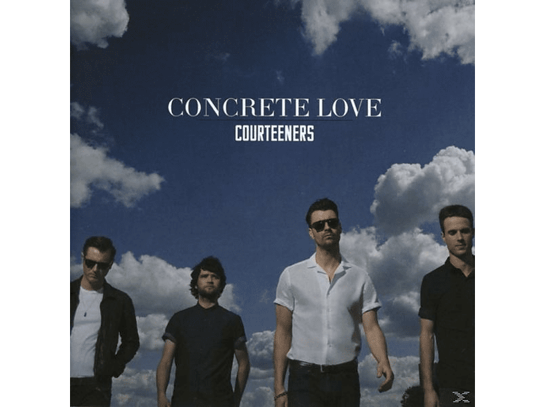 The Courteeners - Concrete Love [CD]