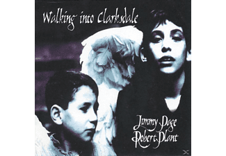 Jimmy Page, PLANT,ROBERT/PAGE,JIMMY - Walking Into Clarksdale - (CD)