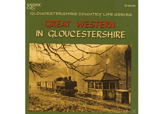 Railway - Great Western in Gloucestershire - (CD)