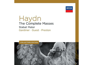 Preston/Guest/Gardiner/+ - Haydn-Sämtliche Messen (Collectors Edition) [CD]