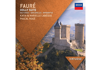 Katia & Marielle Labeque: Roge - Dolly Suite - (CD)