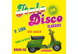VARIOUS - Italo Disco Classics - (CD)