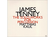 Rüdiger Orth, Matthias Kaul - The Solo Works For Percussion [CD]