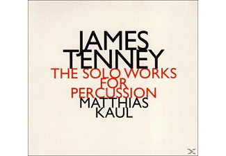 Rüdiger Orth, Matthias Kaul - The Solo Works For Percussion - (CD)