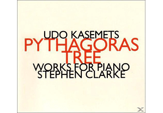 Stephen Clarke - Pythagoras Tree - (CD)