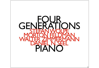 Daniel N. Seel - Four Generations - (CD)