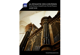 Andre Isoir - La Dynastie Des Couperin - (CD)
