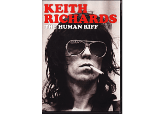 - Keith Richards - The Human Riff - (DVD)