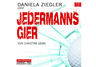 Jedermanns Gier - 1 CD - Krimi/Thriller