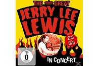 Jerry Lee Lewis - The Great Jerry Lee Lewis In Concert [CD + DVD]