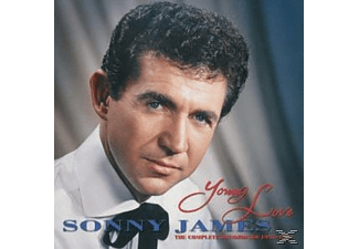Sonny James - Young Love 1952-62 6-Cd-Box & - (CD)