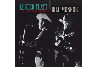 Flatt, Lester / Monroe, Bill - Live At Vanderbilt - (CD)