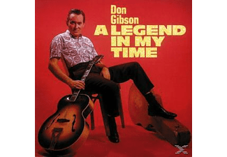 Don Gibson - A Legend In My Time - (CD)