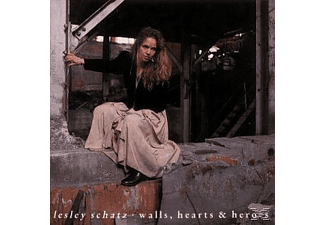 Lesley Schatz - Walls, Hearts & Heroes - (CD)