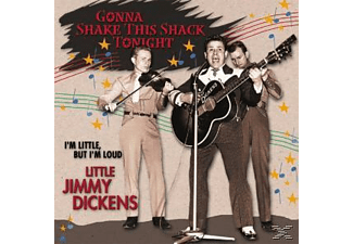 Little Jimmy Dickens - I'm Little, But I'm Loud - (CD)